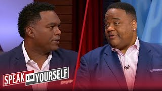 If Kaepernick wants to play, NFL's motives are irrelevant — Whitlock | NFL | SPEAK FOR YOURSELF