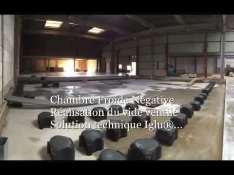 Chambre Froide Ngative Vide Ventile  Daliforme France  YouTube