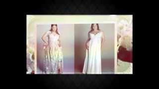 Одежда для полных женщин. Свадебные платья для полных.