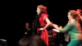 lucy shea sings show off from the drowsy chaperone