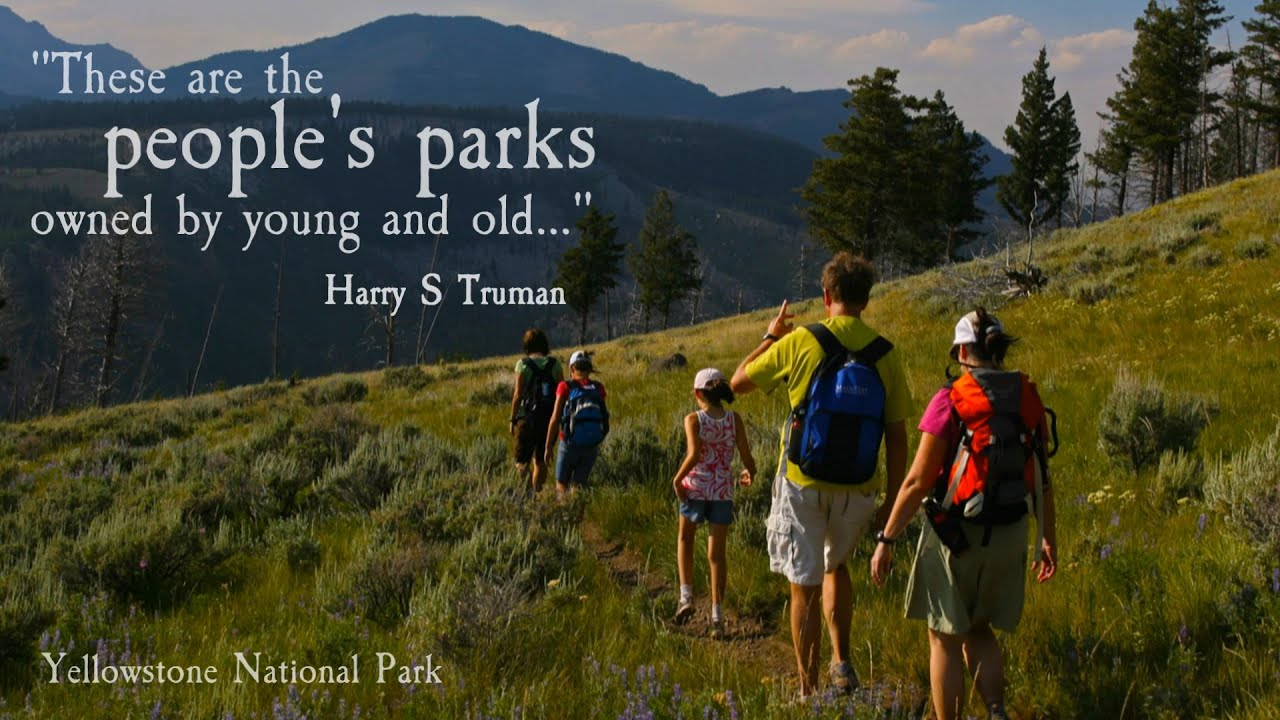 Presidential Quotes About National Parks