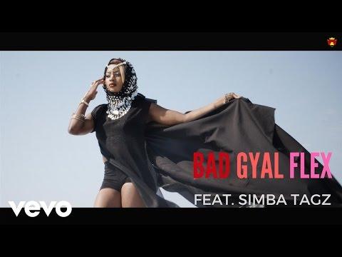 Tiara Baluti - Bad Gyal Flex (Official Video) ft. Simba Tagz