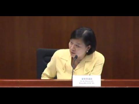 Bills Committee on Arbitration Amendment Bill 2013 (2013/05/10)