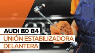 Video-instrucciones para su AUDI 80