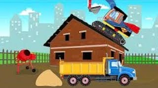 Construction Machinery And Application - Science | Video Kids