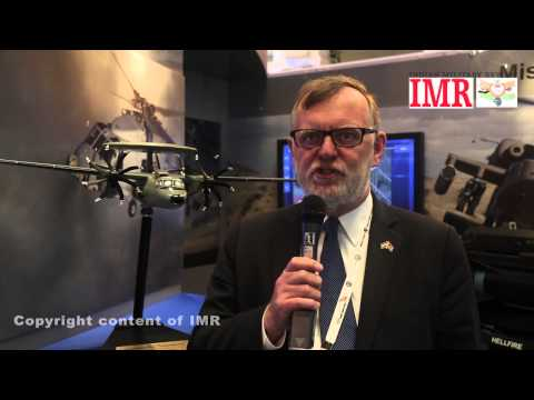 Aero India 2015 Day 3 Video 4 Interview with Phil Shaw Lockheed Martin