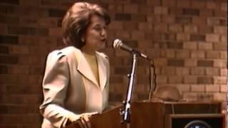 Laird Day: Elizabeth Dole, 1 May 1985