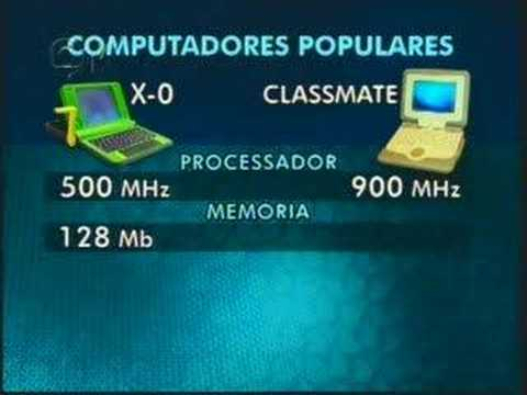 OLPC XO versus Intel Classmate PC