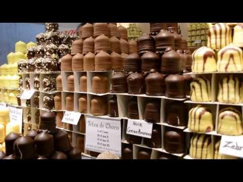 Salon du chocolat - Paris (Porte de Versailles)