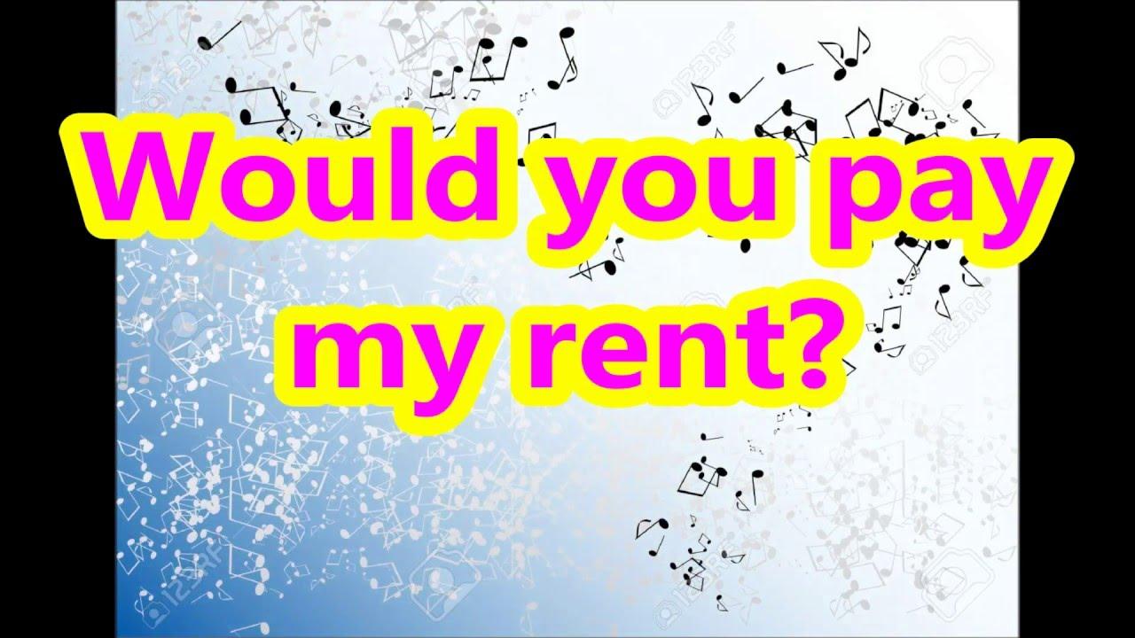 DNCE - Pay My Rent (Vevo LIFT) Lyrics - YouTube