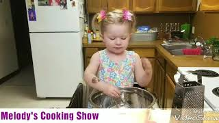 Melodys Kid Cooking Show