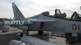 UAE: Russia brings new missile defence systems to Dubai Air Show 2019