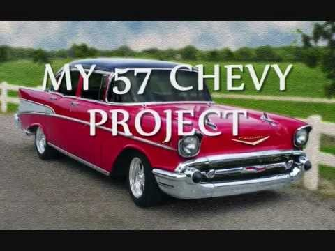 57 Chevy resto project