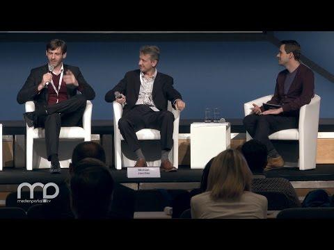 Panel: Entwicklung Inhouse - Apps und digitale Plattformen als eigenständige Sendeinfrastruktur