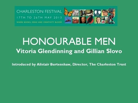 Honourable Men: Victoria Glendinning and Gillian Slovo