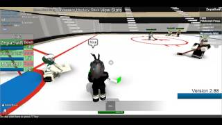 Roblox Nhl Ep:4 That Snipe