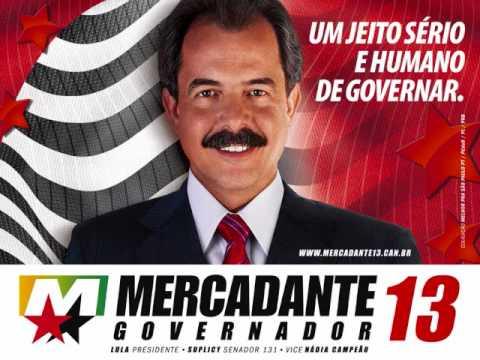 Resultado de imagem para Mercadante governador