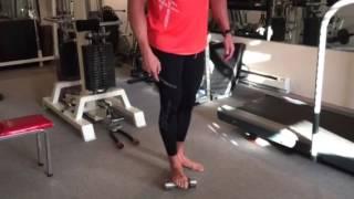 Mal aux orteils et pieds