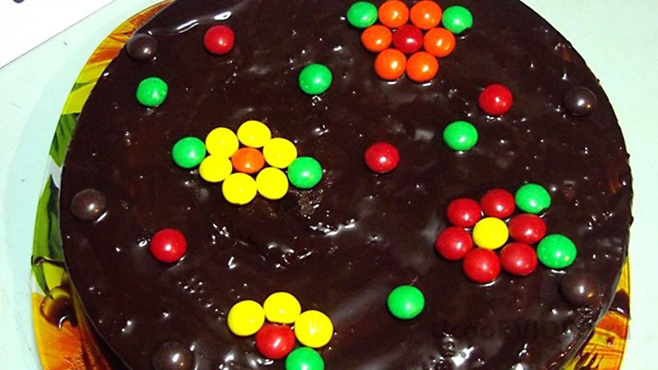 Торт «Зебра» - YouTube