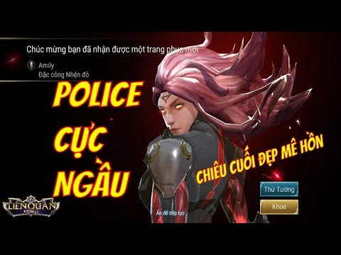 Cực Ngầu với Skin Amily Đặc Công Nhện Đỏ có Chiêu Cuối Đẹp mê hồn - Liên Quân | VietClub Gaming