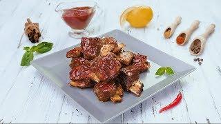 Как приготовить свиные ребрышки - Рецепты от Со Вкусом