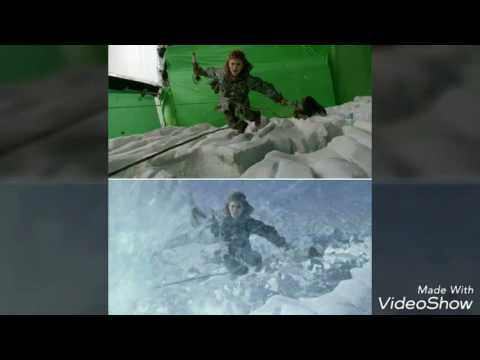 TOP 30 USE OF CHROMA KEY IN HOLLYWOOD MOVIES