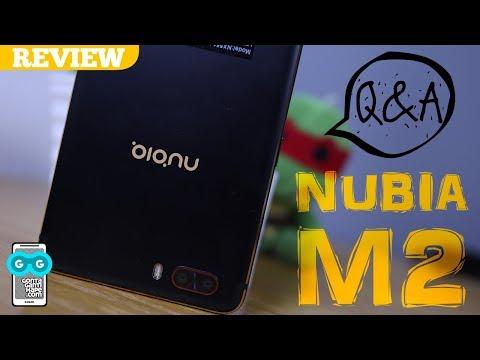 Q&A Review Nubia M2, 2-JUTAAN PALING HOT!