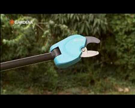gardena starcut lopper youtube. Black Bedroom Furniture Sets. Home Design Ideas