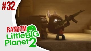 LBP CALL OF DUTY - Little Big Planet 2: Random Multiplayer - Ep. 32
