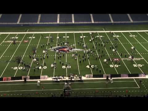 Wills Point High School Band - 2014 UIL 4A State Marching Contest