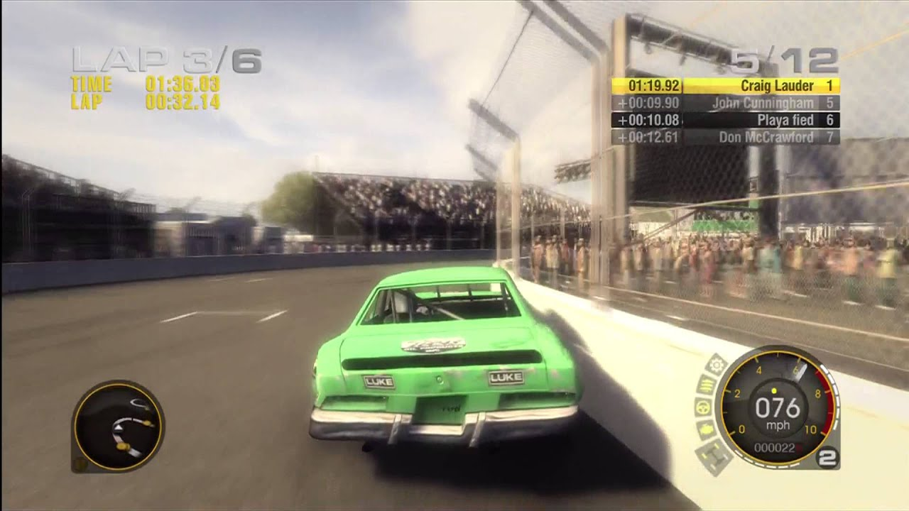 Grid Stock Car Figure Circuit Race Youtube