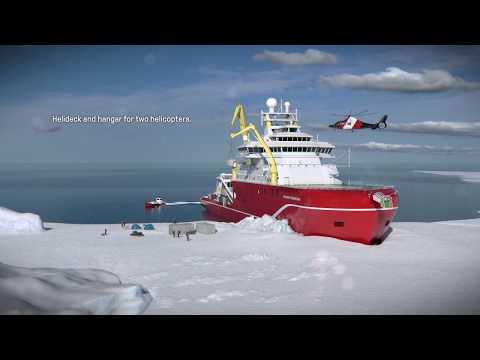 Pionering polar research