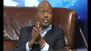 Moses Kuria risked being fired to meet his wife   Thursday Night Live