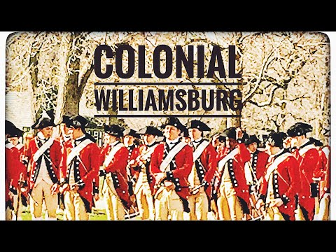 Colonial Williamsburg, Grand Tour