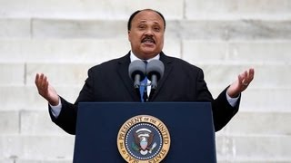 Martin Luther King III in Father