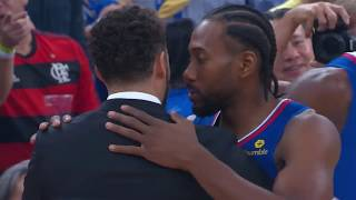 Golden State Warriors vs Los Angeles Clippers | October 24, 2019
