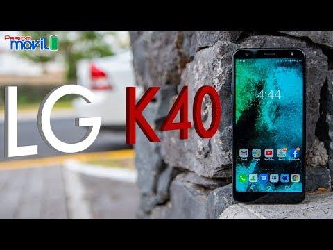 LG K40 - Análisis De Un Pequeño Gigante Mal Comprendido