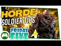 Gears of War 4 Soldier Guide - Best Skills and Tricks