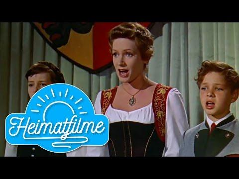Die Trapp-Familie | Jagdlied | Ruth Leuwerik, Hans Holt, Josef Meinrad | 1958 HD