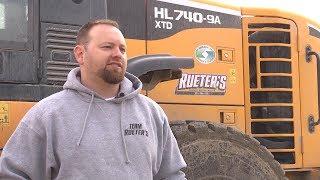 Hyundai Construction Equipment Testimonial - Alexander Cattle and Farms