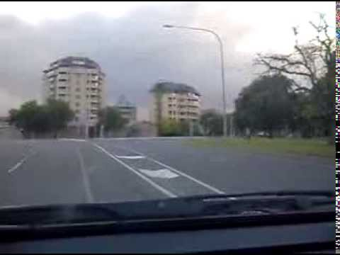 Lap of Old F1 Circuit in Adelaide Part 2
