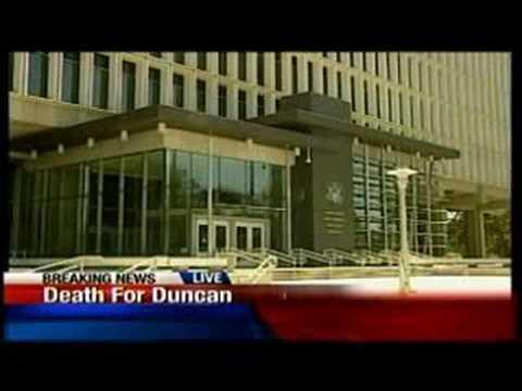 Duncan verdict: Death Penalty