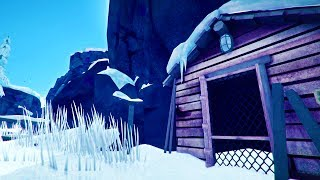SURVIVOR USES SECRET HAUNTED COAL MINE TO STAY ALIVE! - The Long Dark Interloper 2017 Gameplay Ep 8