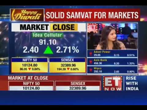Muhurat Trading: Sensex Dives 194 Pts, Nifty Ends Below 10,150