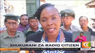 Shukurani za redio Citizen