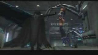 xenosaga 3 // Voyager appears, before the fight