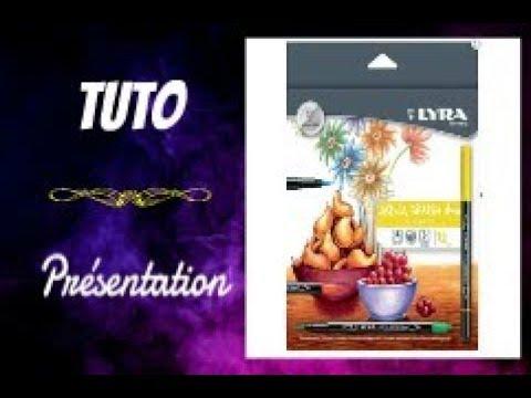 Coloriage Adulte Tuto.Coloriage Adulte Tuto Presentation Et Techniques Feutre Lyra Aqua