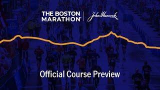 2019 Boston Marathon | Course Preview