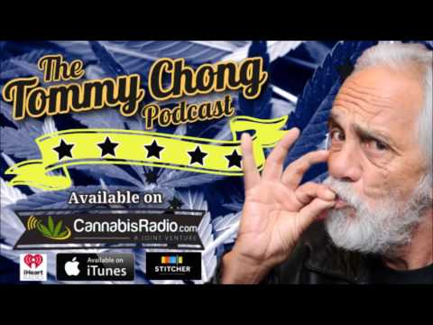 Tommy Chongs House Gets Skunked | The Tommy Chong Podcast | CannabisRadio.com