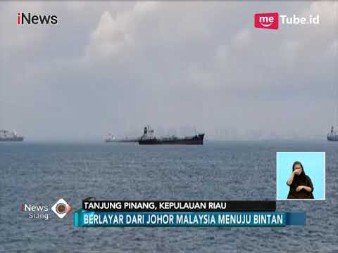 Kapal dari Malaysia Tujuan Batam Karam, 105 Penumpang Mengapung - iNews Siang 19/04
